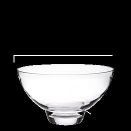 Ensaladera Gala de cristal grande Ø 32 cm Alt. 18 cm 600 cl