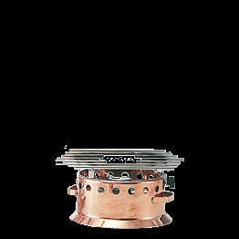 Hornillo para flambear de cobre Ø 31 cm.