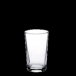 Vaso de té transparente 10 cl.