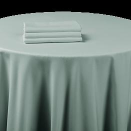 Pasillo de mesa chintz gris rata 50 x 270 cm ignífugo M1