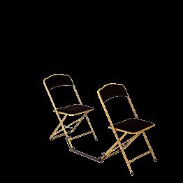 Barra de unión de sillas acolchadas