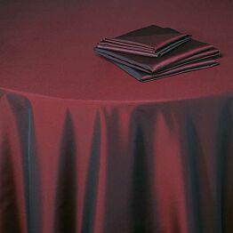 Mantel Toscana rojo Opera 280 x 280 cm.