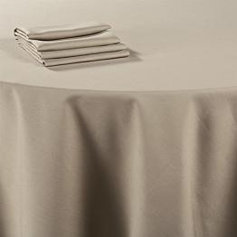 Pasillo de mesa lino Chaume 50 x 270 cm.