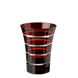 Vaso petunia rubí 28 cl