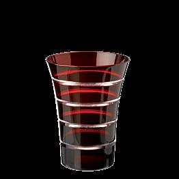Vaso petunia rubí Ø 8,5 cm Alt. 11 cm 28 cl
