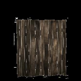 Biombo Lameco gris 180 x 180 cm