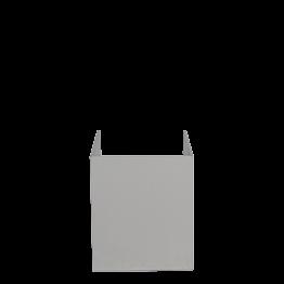 Protector blanco para caja negra