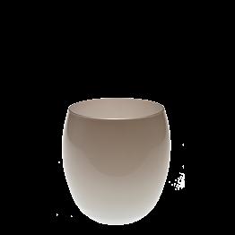 Vaso plateado 36 cl