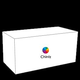 Buffet plegable Chintz 100 x 200 cm  ; CZTT