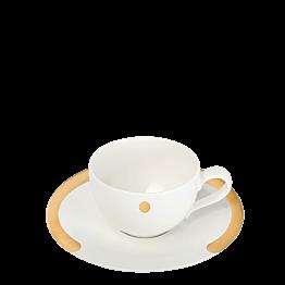 Taza y plato de té