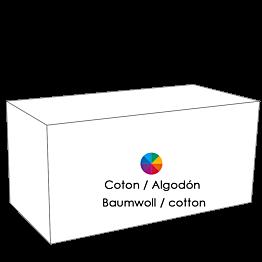 Buffet plegable algodón 100 x 200 cm - Plazo 48h