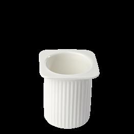 Petit Suisse en porcelana 6 cl