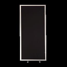 Panel con piés. Alt. 201 cm. x A. 102 cm ; CG/SF