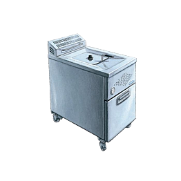 Freidora eléctrica de 16 litros – 380 voltios – P17