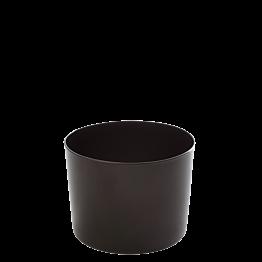 Fiesta negro Ø 8 cm H 6 cm 19 cl