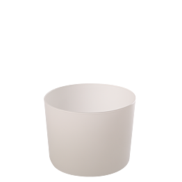 Fiesta blanco Ø 8 cm H 6 cm 19 cl