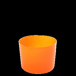 Fiesta mandarina Ø 8 cm H 6 cm 19 cl