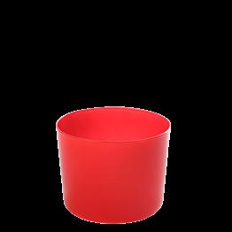 Fiesta rojo Ø 8 cm H 6 cm 19 cl