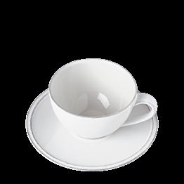Taza y plato de té Luberón 26 cl