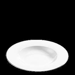 Plato hondo Platino Ø 24 cm cavidad Ø 15,5 cm