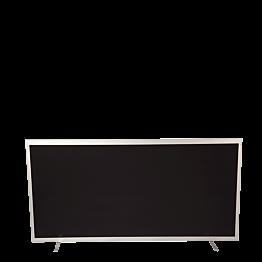 Panel separador perfil aluminio Alt 102 L 201 cm