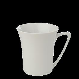 Mug porcelana blanca 29 cl