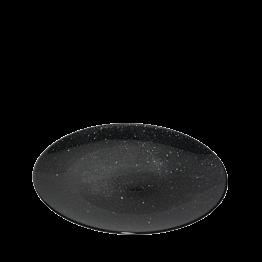 Plato de presentación Strass negro Ø 32 cm