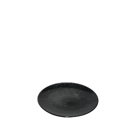 Plato de pan Strass negro Ø 14 cm