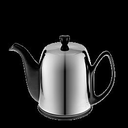 Tetera porcelana Carbono inox 150 cl