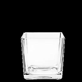Cubo Cristal 8 x 8 cm 26 cl