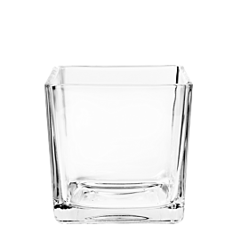 Cubo Cristal 10 x 10 cm 57 cl