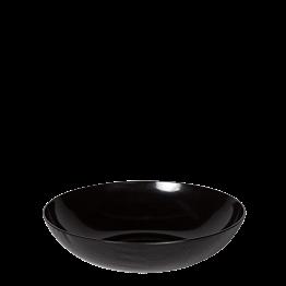 Ensaladera resina negra Ø 60 cm 2520 cl