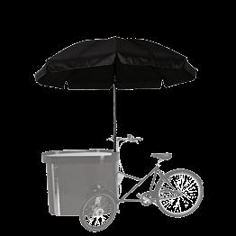 Pack animación sombrilla para bicicleta