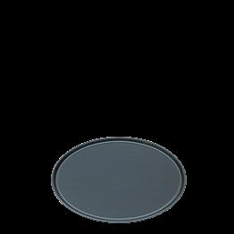 Bandeja oval antiderrapante L68 cm A 55 cm