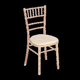 Silla Bambú asiento crudo