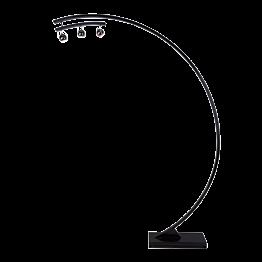 Soporte Arco con focos en regleta con cable eléctrico + variador