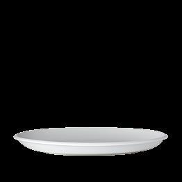 Fuente porcelana oval  31 x 45 cm