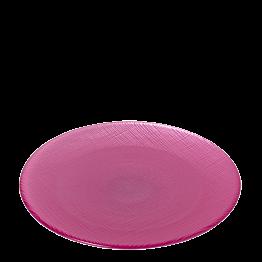 Bajoplato rosa Ø 32 cm