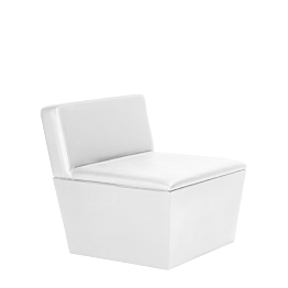 Módulo central Cono blanco 75 x 75 x 75 cm