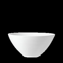 Ensaladera resina blanca Ø 28 cm Alt. 15,5 cm 380 cl