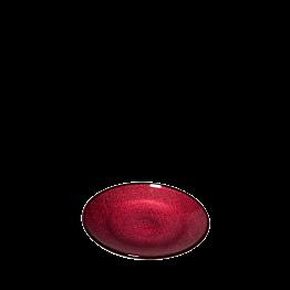 Plato de pan rojo Ø 14 cm