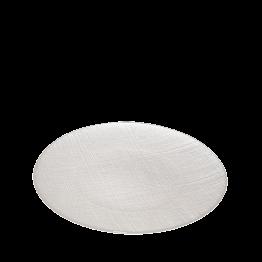 Plato de presentación blanco Ø 32 cm