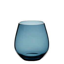 Vaso Moon azul 32 cl