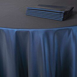 Pasillo de mesa Toscana Azul noche 50 x 270 cm