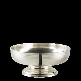 Legumbrera con pie plata Ø 18 cm