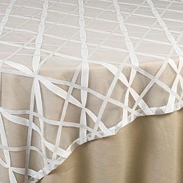 Pasillo de mesa cintas 50 x 390 cm