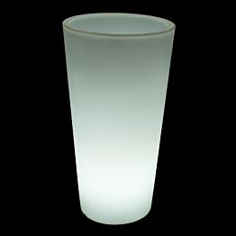 Tiesto redondo luminoso Ø 40 H 75 cm