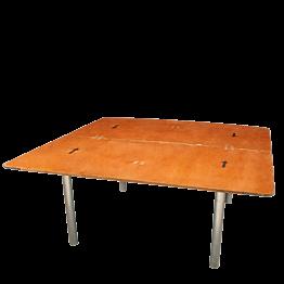 Mesa cuadrada 153 x153 cm