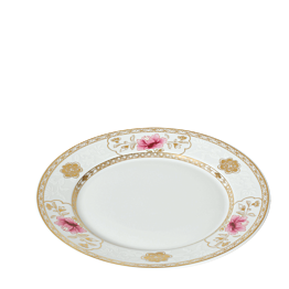 Plato llano Petunia rosa Ø 27 cm