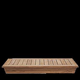 Mesa baja Lounge 70x140 cm Alt 16 cm